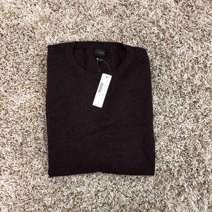 J.Crew Cotton-Cashmere Sweater Size Small